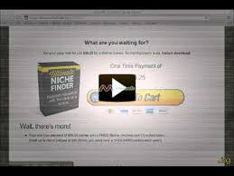really free finder the ultimate niche finder review or is it just a scam click