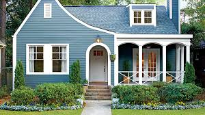 Cottage Curb Appeal - before and after yard makeovers that will make your jaw drop