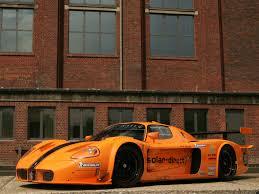 maserati mc12 orange edo mc12 corsa