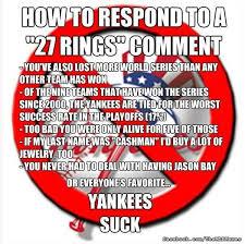 Yankees Suck Memes - the beautiful game patrick burns