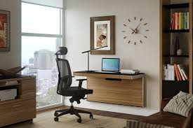 Wall Mounted Desk Bdi Made A Wall Mounted Desk That Can Fit More Than A Single