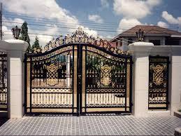 Main Entrance Door Design by Interior Outstanding Homes Main Entrance Gate Design With Chrime