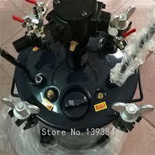 automatic pneumatic pressure barrels paint mixing bucket