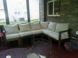 Diy Outdoor Sectional Sofa Ana White Outdoor Sectional Sofa Diy Projects