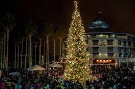 square annual tree lighting ceremony square