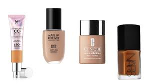 the best liquid foundations according to reddit and allure