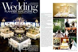wedding planner magazine wedding planner magazine the royalton mansion featured modern
