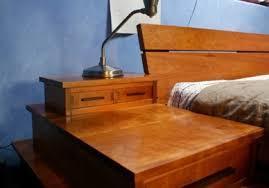 Platform Bed Large Mark Love Custom Furniture Custom Designed - Custom furniture austin