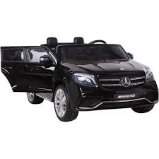 mercedes jeep black mercedes 2 seater licensed gls 63 amg suv 4wd jeep electric