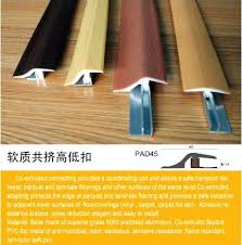 floor transition strips pvc carpet reducer edging trimfloor uneven