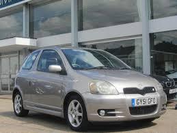 toyota yaris 2001 for sale used toyota yaris 2001 grey colour petrol 1 5 vvt i t sport