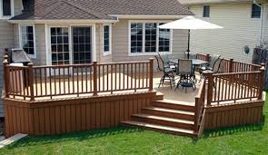 new deck repair and railings solutions for patios and sundecks in