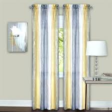 Grey And Yellow Shower Curtains Blue And Yellow Shower Curtain Blue Yellow Stripe Shower Curtain