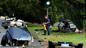four people die in canberra after police chase