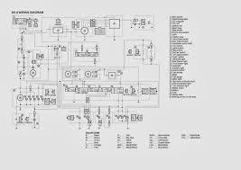 skema kelistrikan motor skema yamaha scorpio