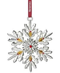 waterford 12 days of flutes ornaments macy s