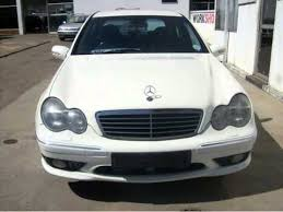 2003 mercedes amg for sale 2003 mercedes c class c32 amg v6 kompressor auto for sale on