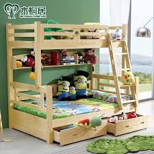 Habitat Bunk Beds Buy Mouton Habitat Wood Bunk Bed Children 39 S Bed Pine Bunk Bed