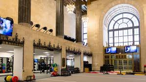 10 light street baltimore under armour performance center at 10 light st blends fitness and