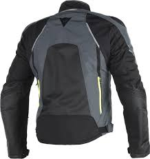 yellow motorcycle jacket used dainese leather jacket for sale dainese hawker d dry textile