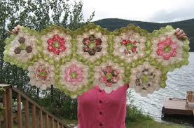 flower garden quilt pattern sewing a hexagon quilt nita collins