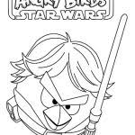angry birds star wars coloring pages kids n fun 7 coloring pages
