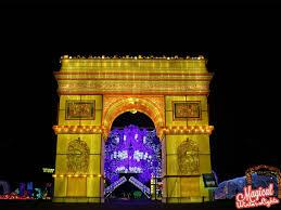 the lights festival houston 2016 冬季梦幻彩灯 品聚尚领 彩灯制作 灯会运营 唯一官方网站 2016