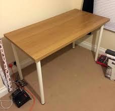 Tesco Computer Desks Computer Desk Computer Desk Oak Effect Blonde Dressing Table