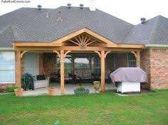extended roof over deck exterior u0026 outdoor spaces pinterest