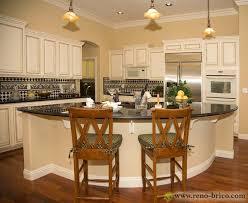 exemple de cuisine avec ilot central ide de cuisine avec ilot central gallery of modele de cuisine
