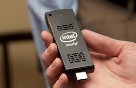 Micro Desktop Pc Reviews Intel U0027s Compute Stick A Full Pc That U0027s Tiny In Size And