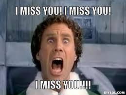 I Miss You Meme Funny - funny cute miss you memes page 2 memeologist com