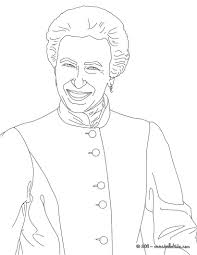 princess anne the royal princess coloring pages hellokids com