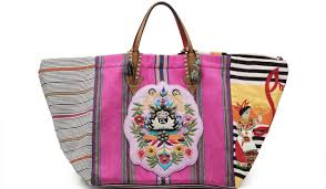 mexicaba treasure tote from christian louboutin celebrates the
