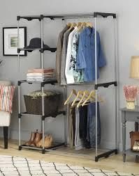 freestanding closet organizer systems home design ideas