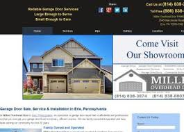 Miller Overhead Door Miller Garage Doors Erie Pa Home Desain 2018