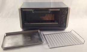 Under Counter Toaster Oven Black And Decker Black Decker Spacemaker Under Cabinet Toaster Oven Tro 355 Ty4