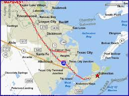 map of galveston galveston fishing guides captain david dillman and spec tacular