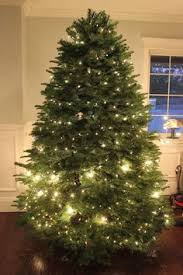 brown christmas tree large how to make your artificial tree look fuller and brighter