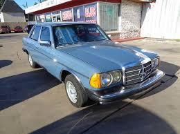 mercedes 300 turbo diesel 1982 mercedes 300 class 4dr 300 d turbodiesel sedan in