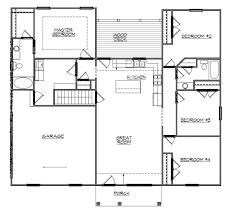 walkout basement plans house floor plans with walkout basement lovely house plans with