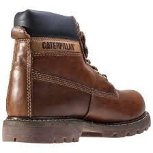 caterpillar colorado waterproof mens leather casual shoes boots
