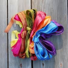 seam binding ribbon rayon ribbon 1 2 color