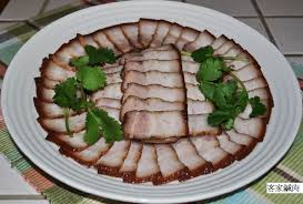 hakka cuisine recipes hakka style bacon taiwanese cooking