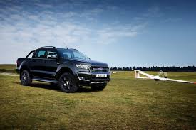 ford ranger 2018 ford ranger black edition limited to 2 500 units autoevolution