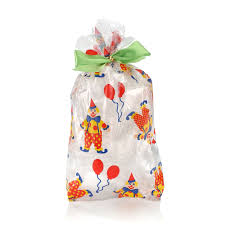 purim bags empty purim clown bags purim gifts mishloach manos supplies