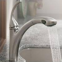 kohler forte kitchen faucet any one one of these single handle faucets
