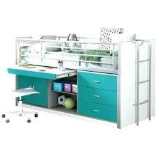 lit enfant combiné bureau lit mi hauteur combine lit enfant combine bureau lit combine armoire
