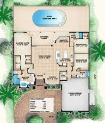 florida house plans with pool courtyard house plans with pool indoor outdoor living in a