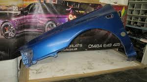 classic subaru subaru impreza wrx sti gc8 classic passenger side front wing
